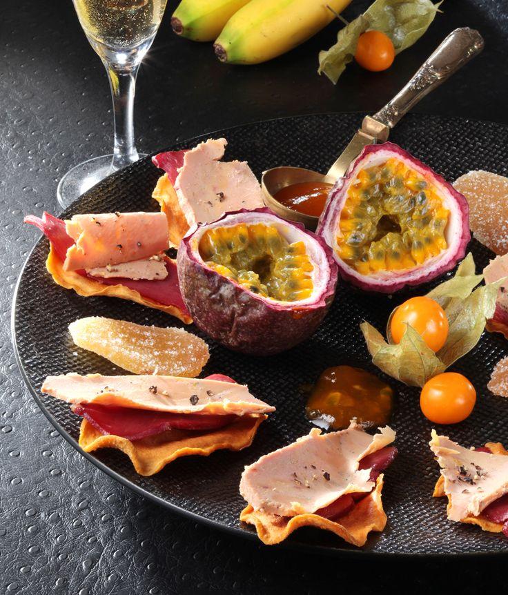 Recette exotique au #FoieGras sur femmeactuelle.fr et bien d'autres encore sur www.leblogdufoiegras.com  #recette