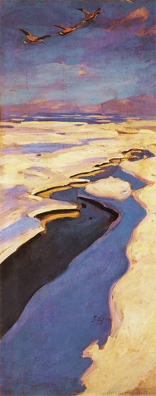 Wild gees | Julian Fałat