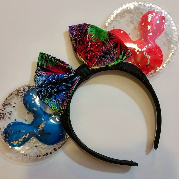 Mickey Mouse Park Balloon Ears Diy Mickeyears Disney