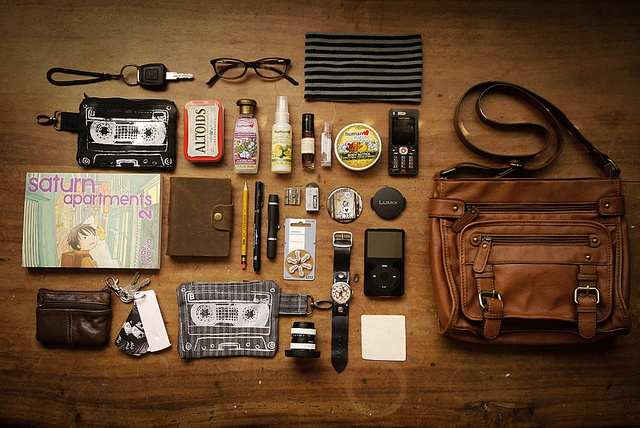 What's in my bag? by May Ann Licudine on Flickr.