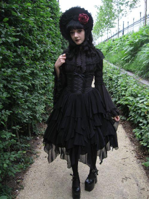 Amazing Gothic Lolita *0*