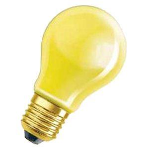 Standaard-lamp 15 watt E27 geel