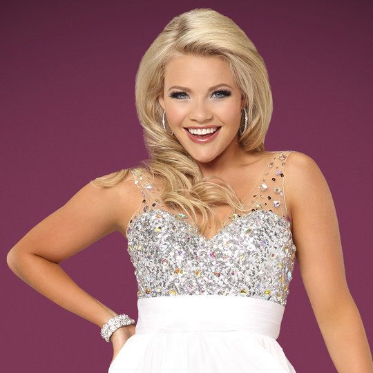 Witney Carson by - Dancing With The Stars - ABC.com  At the age of 18, Witney made top six (top three girls) on So You Think You Can Danceseason nine.