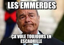 Volontiers poète à ses heures, Jacques Chirac* commentait en ces termes une suite d'éléments fâcheux pour son camp politique et souvent pour sa personne bien évidemment. On pourrait reprendre l'expression en ce qui concerne le parti socialiste qui accumule les déconvenues depuis quelques temps. On ne reviendra pas sur l'élection d'Ignazio Cassis au Conseil fédéral…
