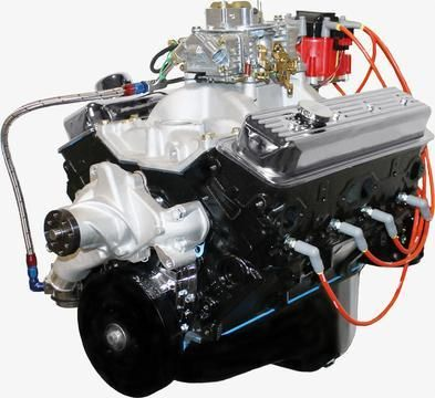 8 best blueprint gm 355 crate engines images on pinterest crate blueprint engines 383ci stroker crate engine small block gm style dressed longblock with carburetor malvernweather Image collections