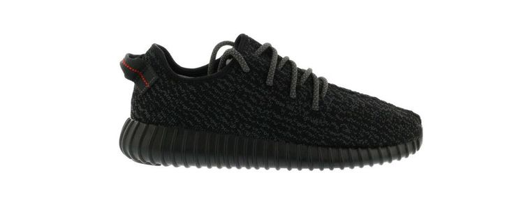 Check out the Adidas Yeezy Boost 350 Pirate Black (2016) available on StockX
