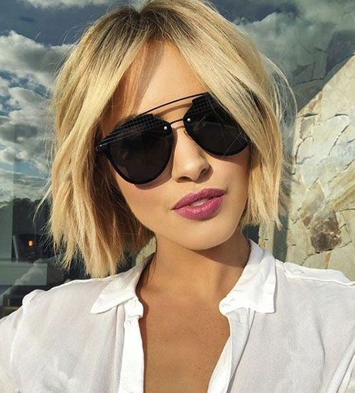 Cute Short Haircuts and Styles Women