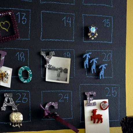 M s de 25 ideas incre bles sobre paredes de pizarra - Pintura pizarra imantada ...