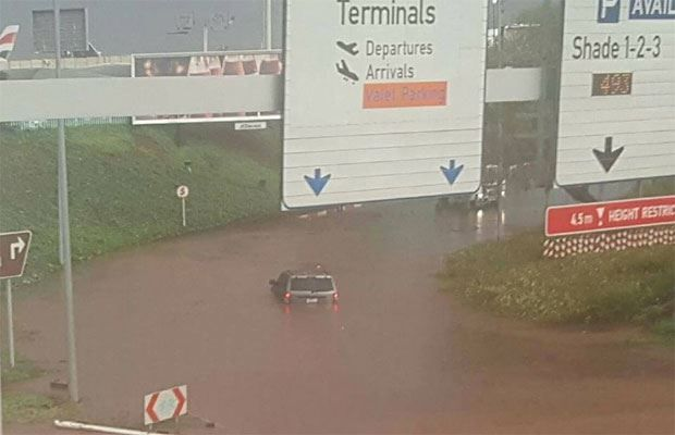 GALLERY: Chaos as flash floods hit Joburg   News24
