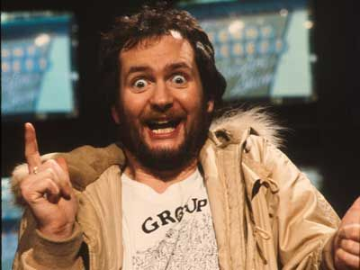 Kenny Everett show - And it's all done in the best possible taste!