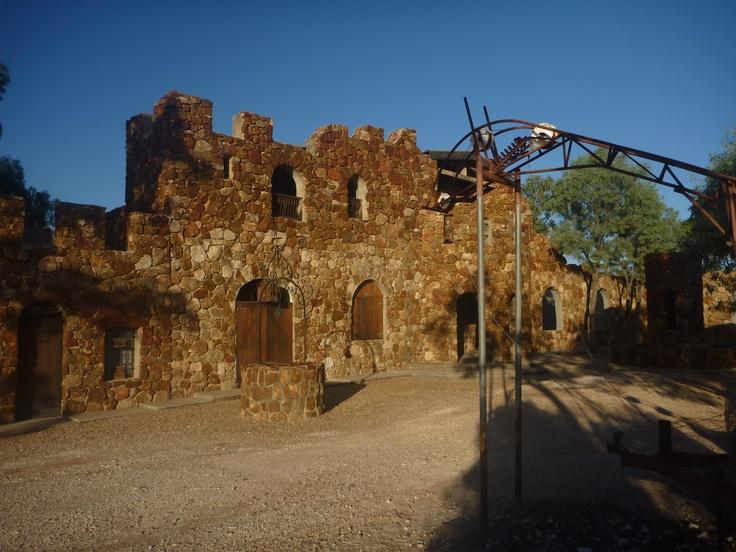 Amigo's Castle - Lightning Ridge, NSW, Australia