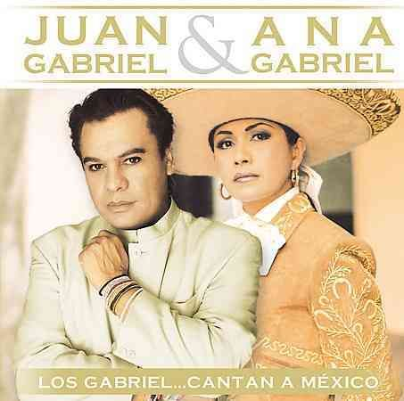 Juan Gabriel and Ana Gabriel are extremely popular Mexican singers and songwriters who, despite their shared name and commitment to exploring the varieties of Mexican traditional music and pop, are no