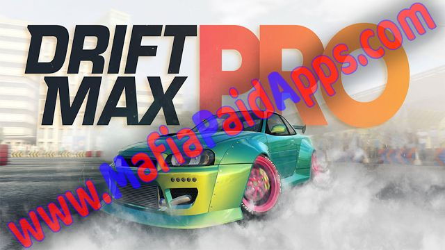 Drift Max Pro v1.2.6 Mod (Free Shopping) Apk for Android    Drift Max Pro  Car Drifting Game Apk  Drift Max Pro  Car DriftingGame is aRacinggamefor android  Download last version ofDrift Max Pro  Car DriftingGame Apk  Mod (Unlimited Money)  Data for android fromMafiaPaidAppswith direct link  From the creators of the legendary drifting game Drift Max comes a brand new drift racing game: Drift Max Pro!  CAR MODIFICATION OPTIONS:  - Two-tone and matte paint colors crazy graphical decals…