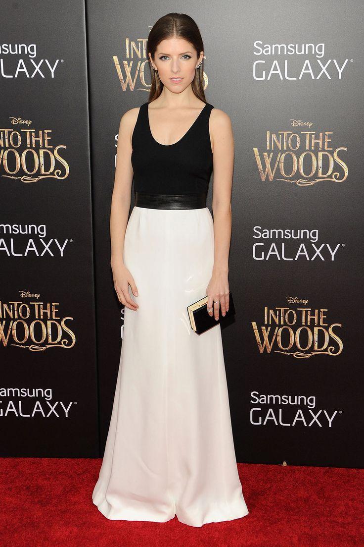 Anna Kendrick - Petite celebrities with style.  Re-pin via petitestyleonline.com