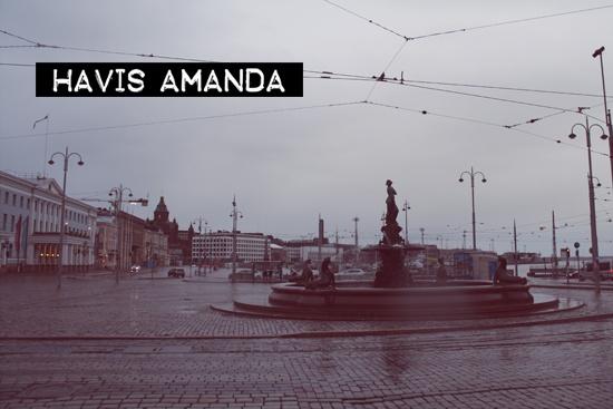 Havis Amanda statue / Helsinki