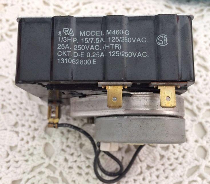 Frigidaire dryer timer 131062800 e ebay ebay