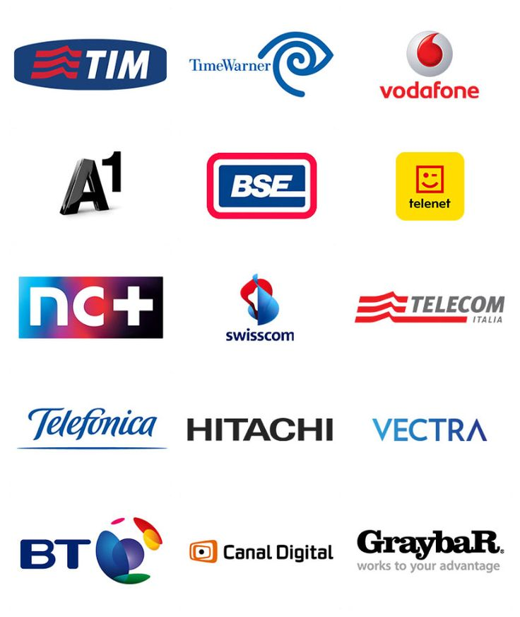We know what success looks like because we are empowering some of the world's leading content distributors, pay-TV and broadband operators including: A1 Telekom Austria, Border States Electronic, Bright House Cable, Canal Digital, Charter Communications, Cox Communications, Graybar, NC+, Swisscom, Telecom Italia, Telefonica, Telenet, Time Warner Cable and Vodafone.