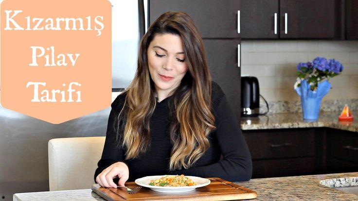 Kızarmış Pilav (Fried Rice) Tarifi | Canan Kurban | Yemek Tarifleri: Asya mutfağından çok lezzetli yumurtalı ve sebzeli bir kızarmış pilav…
