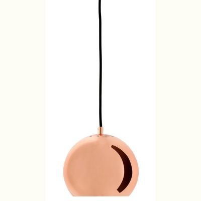 Ball Copper Pendant Light barker and stonehouse £92