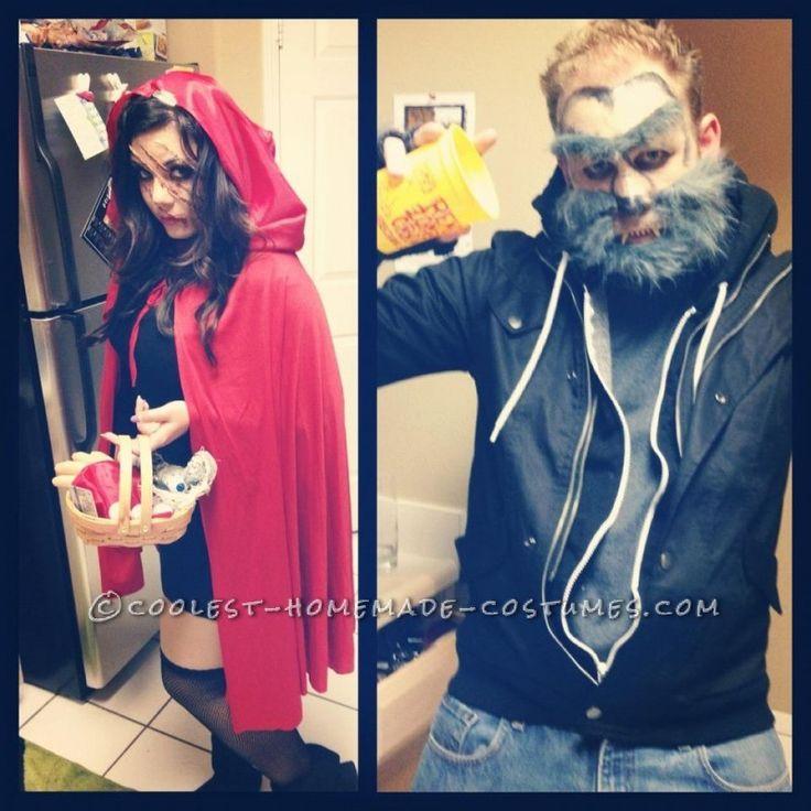 Diy big bad wolf costume - photo#12