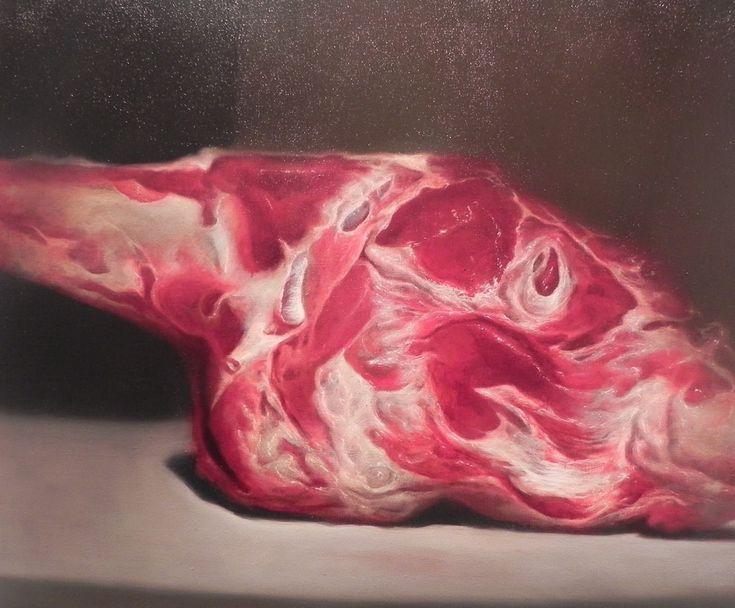 Gigot of Lamb , Ken Currie