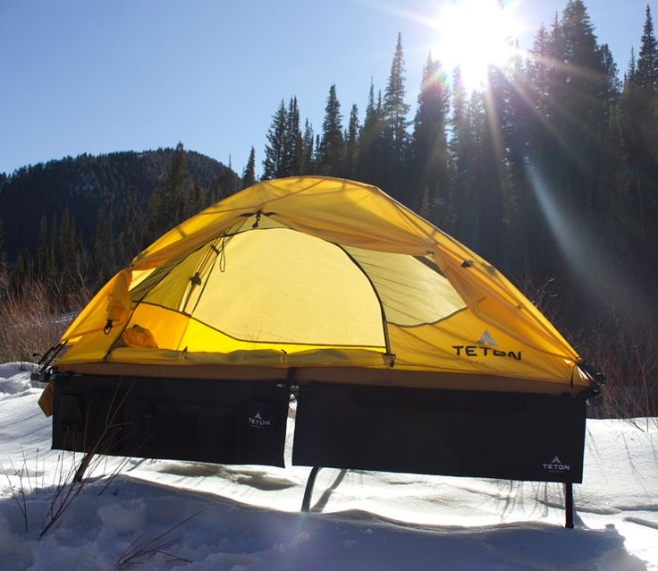 Teton Sports Outfitter XXL 1 Person Quick Tent | Hammock ...