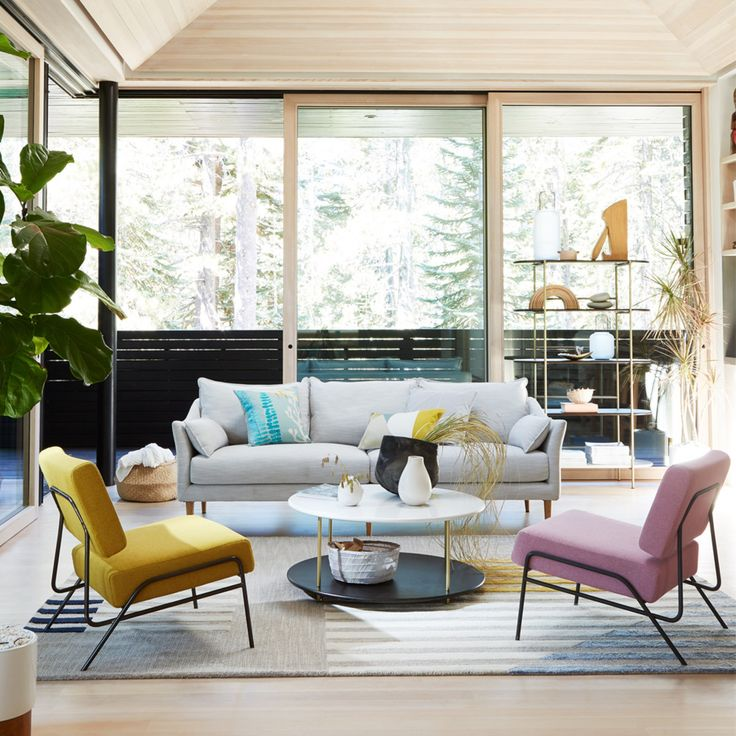 West Elm Home Furnishings Store By Mbh Architects: New House In 2019