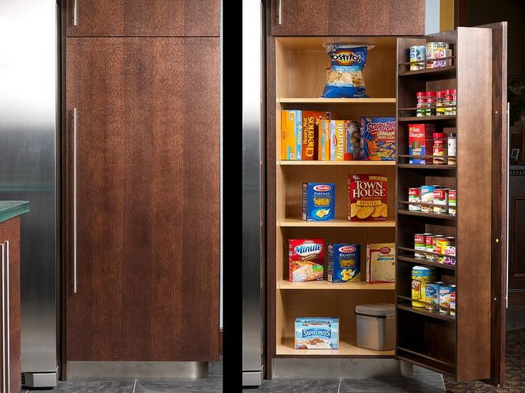 8 best Kitchen Pantry images on Pinterest | Pantry, Kitchen pantry ...