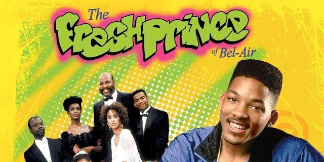 The fresh prince of Bel-Air - Um maluco no pedaço