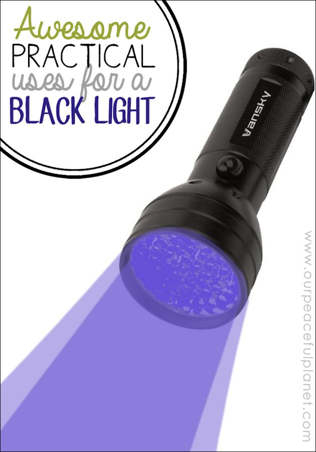 Unique Black Light Flashlight Ideas On Pinterest Diy - Transform your phone into a blacklight using just a tape and sharpie