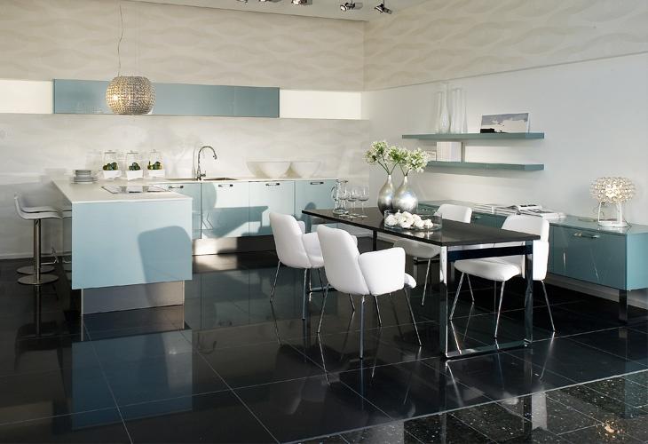 die besten 25 hellblaue k chen ideen auf pinterest blaue k chendesigns bauernhaus fenster. Black Bedroom Furniture Sets. Home Design Ideas