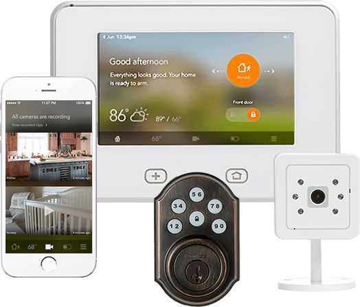Smart Home Solutions | Vivint | Home automation, energy and security all controlled from anywhere in the world with Internet or Smartphone. 208-881-2100