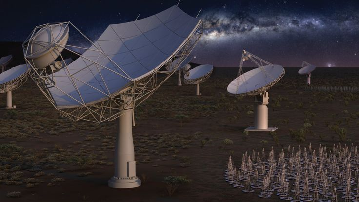 Tuning in for science    The sprawling Square Kilometer Array radio telescope hunts signals from one of the quietest places on earth.