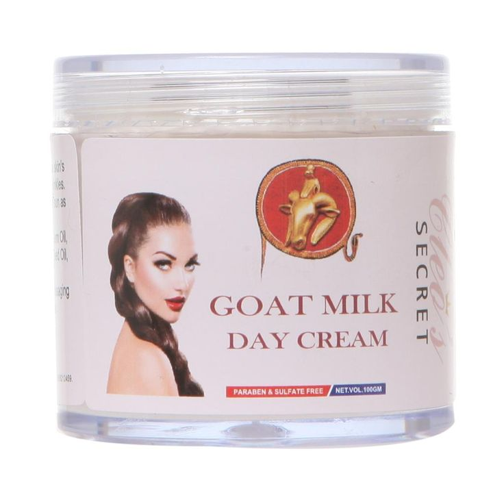 #Goat milk #DayCream Since the time of Cleopatra, Egyptians used goat milk to heal and nurture skin. Cleo's Secret modifies this ancient recipe to suit modern day use.