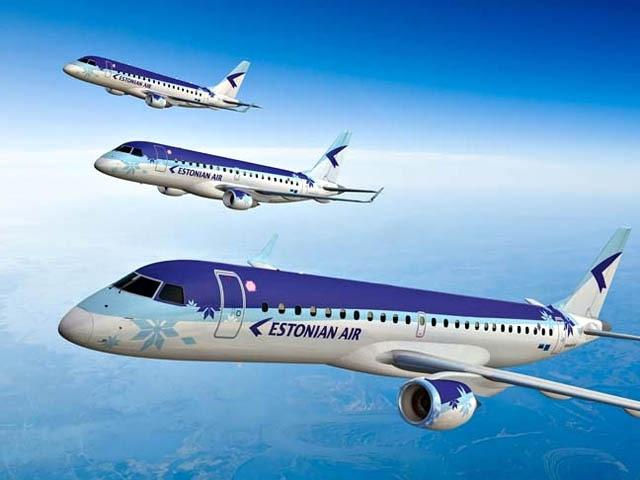 Estonian Air suspend Londres pour l'hiver - Air-Journal
