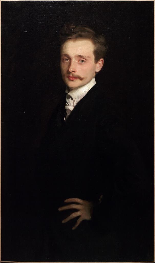 Portrait of Leon Delafosse