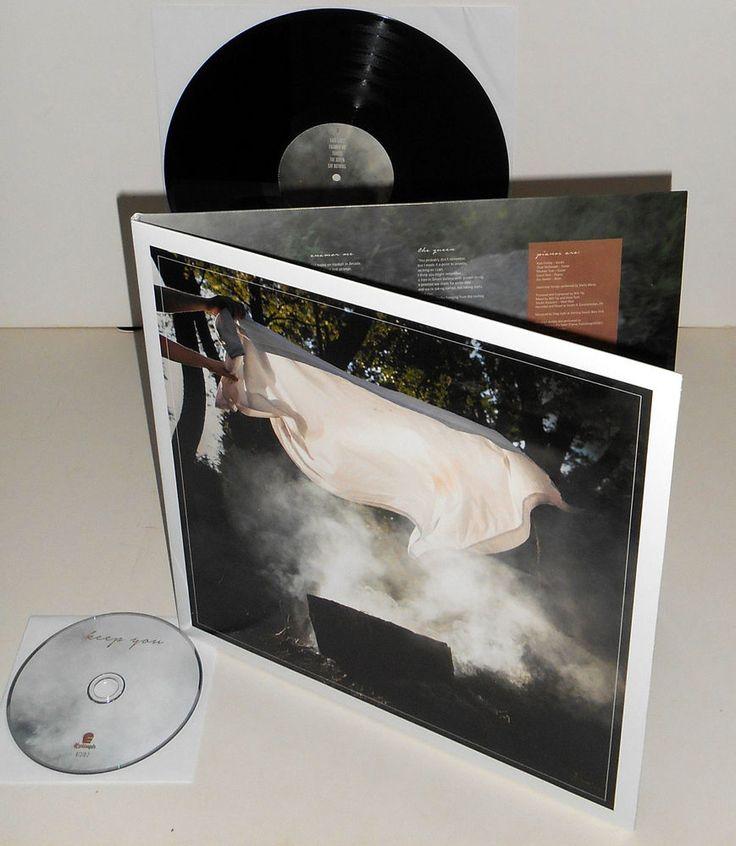 PIANOS BECOME THE TEETH keep you Lp Vinyl Record with Bonus Cd , epitaph records #AlternativeIndieEmoPunkNewWave