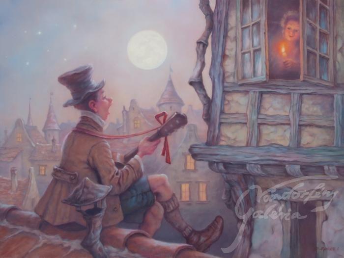 Serenade - artist: Szász Endre László