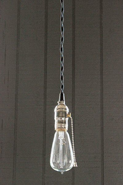 25 Best Ideas About Pull Chain Light Fixture On Pinterest