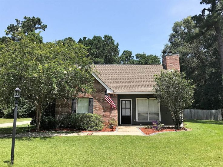 3 bed, 2 bath home here in hammond for sale. Features an outside projection screen and projector perfect for hosting small gatherings. Call 985-429-0777 to learn more about this listing!!