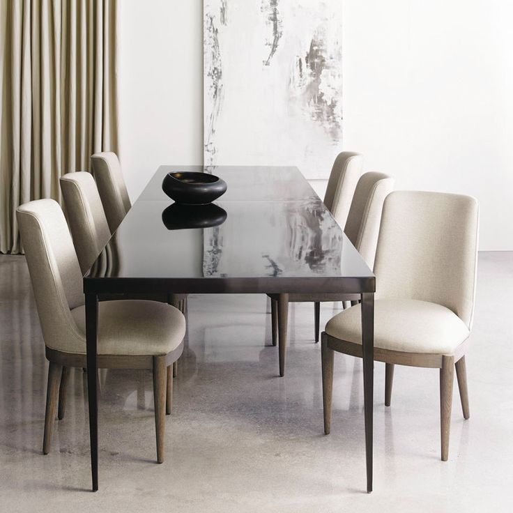 Dainty, Yet Robust, My Carter Stainless Steel Dining Table Provides A Sleek  U0026 Contemporary