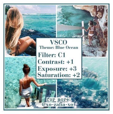 Die 5 besten VSCO Filter für den Summer Vibes Look
