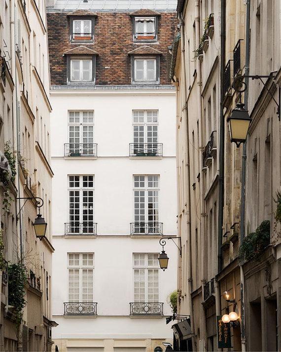 ile saint louis ++ the paris print shop