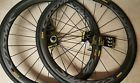 Mavic cosmic pro carbon SL road racing bike bicycle wheelset 700C shi/sram 10/11