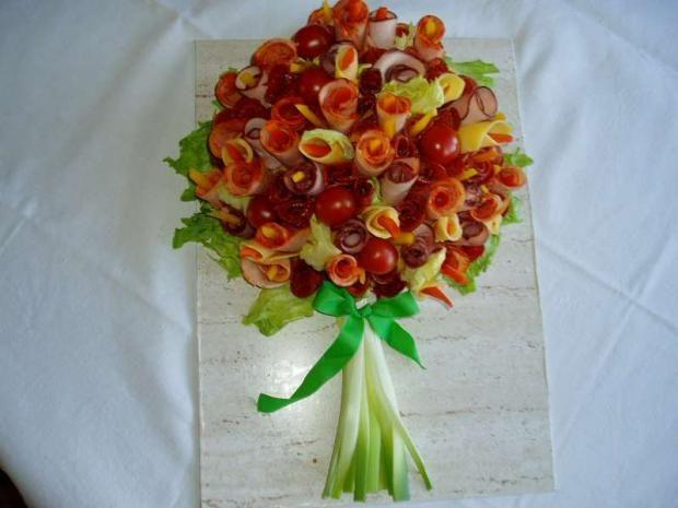 Kytica - slaná , slané torty | Tortyodmamy.sk