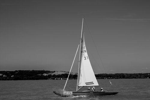 sailing - lake balaton - hungary agnes karsai photography