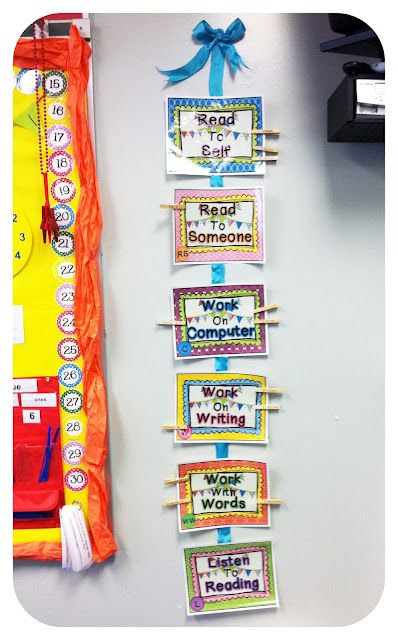 Confessions of a First Year Teacher  Free daily 5 posters