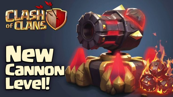 If you're just beginning to play Clash of Clans, you've probably noticed that the first defensive mechanism you have at your disposal is the Cannon.   http://www.clashofclanstuts.com/clash-of-clans-cannon-guide/