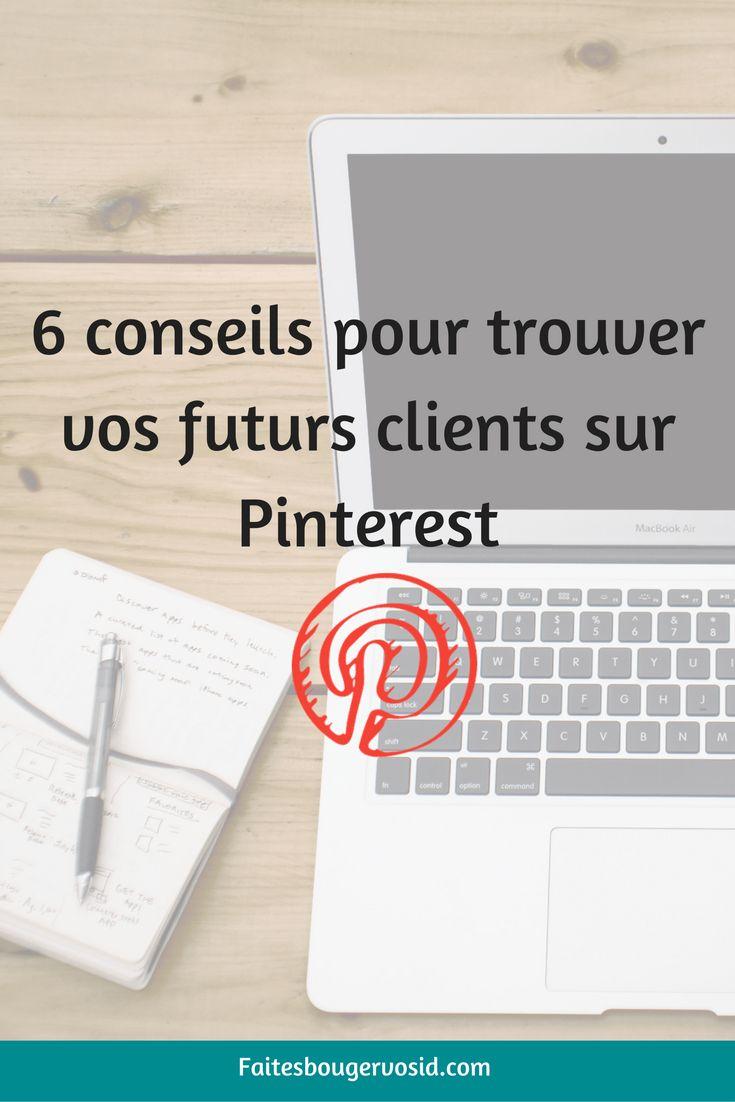 Des millions d'internautes partagent leurs images sur Pinterest. Un entrepreneur peut l'utiliser pour booster sa visibilité et trouver des clients.