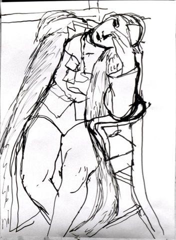 diebenkorn Untitled (1963-64), unknown. [MW166]
